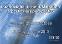International Labour Migration: a post-crisis perspective