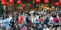 China migrants changing us for the better