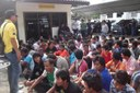Unverified migrant workers get three months