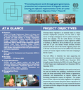 """Promoting decent work through good governance, protection and empowerment of migrant workers: Ensuring the effective implementation of the Sri Lanka National Labour Migration Policy"" Phase III"