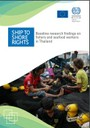 Baseline research findings on fishers and seafood workers in Thailand
