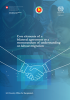 Core elements of a bilateral agreement or a memorandum of understanding on labour migration