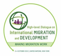 Country Statements from the UN HLD on Migration and Development