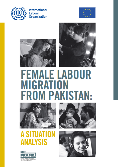 Female labour migration from Pakistan: A situation analysis