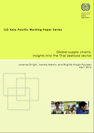 Global supply chains: Insights into the Thai seafood sector