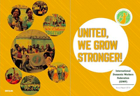 IDWF Annual Report 2016 - UNITED, WE GROW STRONGER!