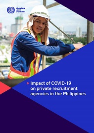 Impact of COVID-19 on private recruitment agencies in the Philippines