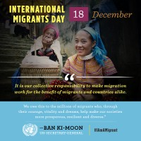 International Migrants Day 2013 - Joint statement from ILO and OHCHR