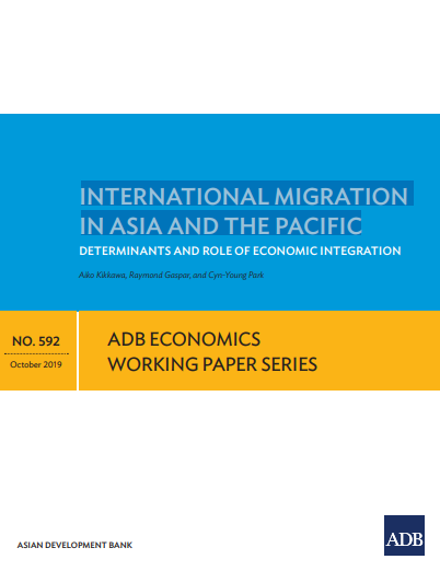 INTERNATIONAL MIGRATION IN ASIA AND THE PACIFIC