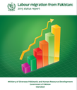 Labour migration from Pakistan: 2015 status report