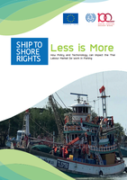 Less Is More - How Policy and Technology can Impact the Thai Labour Market for Work in Fishing
