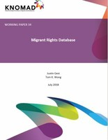 Migrant Rights Database