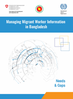 Needs and Gaps assessment of Labour Market Information System (LMIS) and Migrant Workers' Management Information Systems (MWIMS)