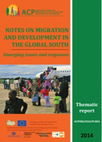 Notes on migration and development in the global South: Emerging issues and responses