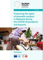 Protecting the rights of domestic workers in Malaysia during the COVID-19 pandemic and beyond
