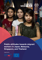 Public attitudes towards migrant workers in Japan, Malaysia, Singapore and Thailand