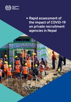 Rapid assessment of the impact of COVID-19 on private recruitment agencies in Nepal