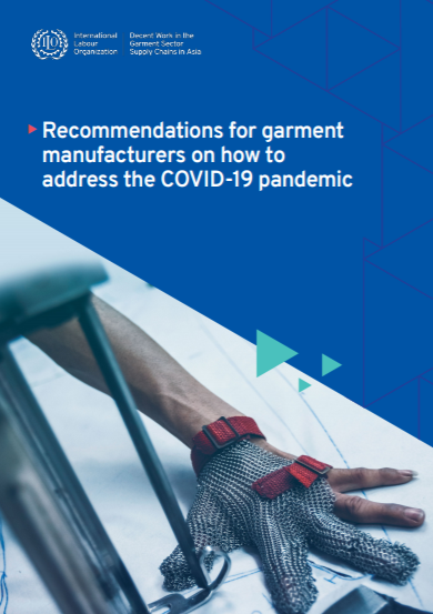 Recommendations for Asia garment factories on how to address the COVID-19 pandemic