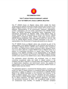 Recommendations from the 8th ASEAN Forum on Migrant Labour (AFML)