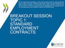 Standard Employment Contracts