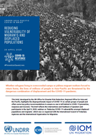 UNDRR Asia-Pacific COVID-19 Brief: Reducing Vulnerability of Migrants and Displaced Populations