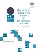 Working Paper on Operational Parameters to Assess Fair Recruitment Practices